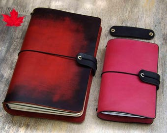 Elastic string protector for leather notebook elastic journal diary