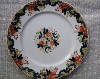 """John Maddock & Sons """"Majestic"""" Bread and Butter Plate circa 1900"""