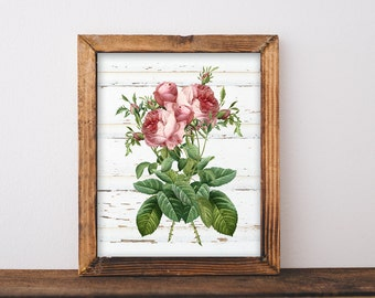 shabby chic wall decor shabby chic wall art etsy - Shabby Chic Wall Decor