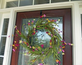 spring wreaths for front dooreaster wreath summer