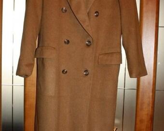 women's coat, Yves se Laurent cashmere vintage