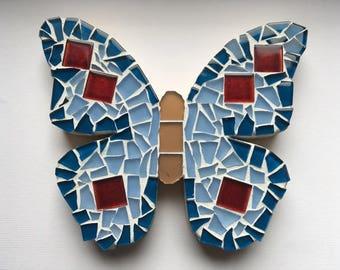 Mosaic Butterfly (Unique)