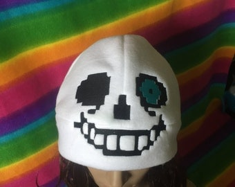 Undertale SansFleece Cosplay Hat Beanie