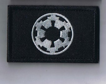 Imperial Crest Star Wars Imperial Velcro Clothing Patch