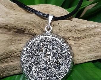 "Orgone Pendant ""No-frills"" - EMF Protection and Energy Balancing - Lightworker Jewelry - Medium"