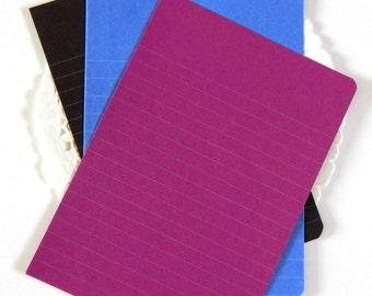 Black Lined Paper. Journal Paper. Vintage Paper. Junk Journals. Journal Ephemera. Planner Accessories. Writing Paper. Black Journal.