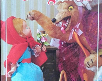 Little Red Riding Hood - Puppet Storybook