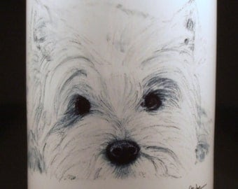 West Highland Terrier Dog Mug