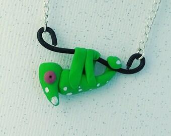 Polkadot Chameleon