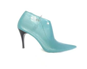 """FREE shipping! Pair of Women 35-42 EU (5- 11 1/2 US) 3 1/3"""" high heel pointed toe shoe last/mould   for pump shoemaking"""
