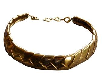Yves Saint Laurent - ras neck vintage necklace