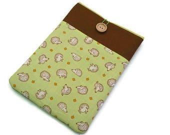 "Macbook case, hedgehog, Macbook air 13 case, Macbook pro 13 sleeve, 13"" Laptop sleeve, 13.3"" Laptop case, 14 inch laptop case, Macbook bag"