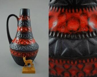 Vintage vase / Bay / Decor Randers / 225 30   West Germany   WGP   60s