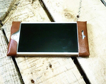 Unique Leather iPhone 7 case Leather iPhone 7 Plus case Vintage Leather iPhone 6 case Leather iPhone 6 Plus case
