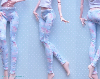 Monster doll clothes Handmade PONY leggins fits EAH\MH