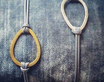 Beautiful Oval Charm Bracelet