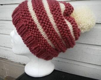 Knit Beanie * wool * CAP * has * Beanie