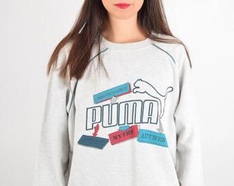 Vintage Puma Sweatshirt 90's (1861)