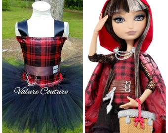 Cerise Hood Daughter of Little Red Riding Hood Ever After Inspired