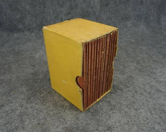 Great Books First Year Readings Full Set Of 16 Volumes In Yellow Box C. 1949