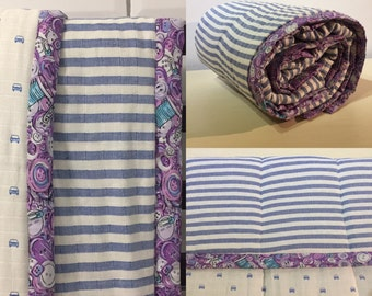 Pure Cotton Muslin Baby Blanket