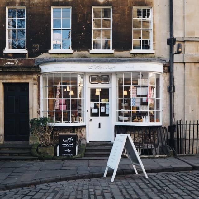 The Foodie Bugle Shop Bath