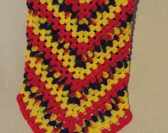 Carnival Colors Baby Blanket