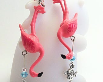 Alice - Flemish earrings