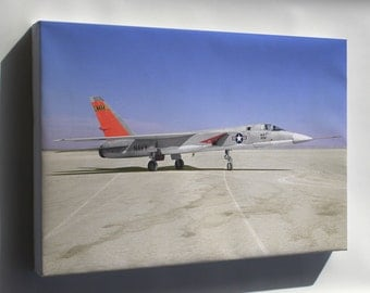 Canvas 24x36; North American A-5 Vigilante P1