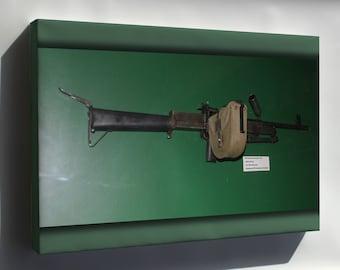 Canvas 16x24; 7,62 Kvkk 60 Machine Gun
