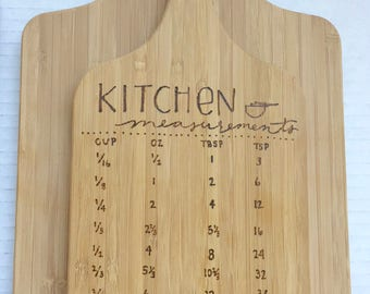 etched cutting board  etsy, Kitchen design