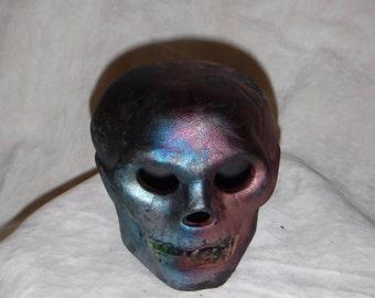 Raku Small skull