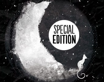 Cat on the Moon Special Edition