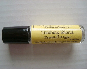 TEETHING Blend, Essential Oils for Baby, Teething Remedy, Essential Oils, Essential Oil, Baby Essential Oils, Natural Teething Relief