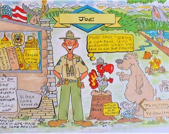 how to become a national park ranger