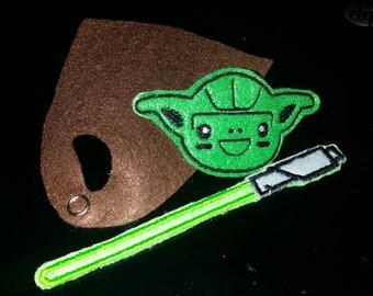 Yoda Elf costume