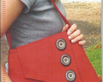 Laraine Shoulder Bag pattern - Marie-Madeline Studio
