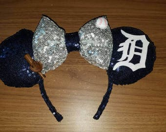 Detroit Tigers Ears