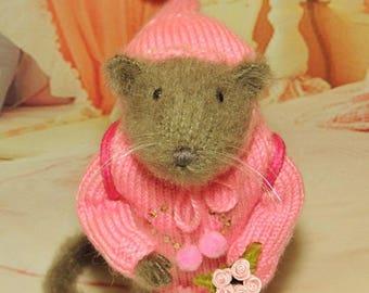 Rat Крыска Мышка  Mouse