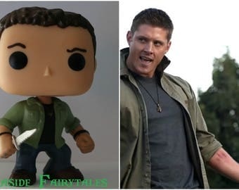 Dean Winchester Custom Funko Pop ~ Made to Order