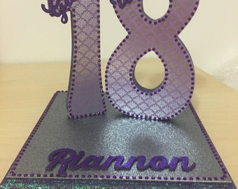 18th birthday decorations etsy for 18th birthday decoration