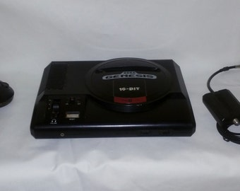 Sega Genesis 16 Bit Video Game System with 2 Controllers