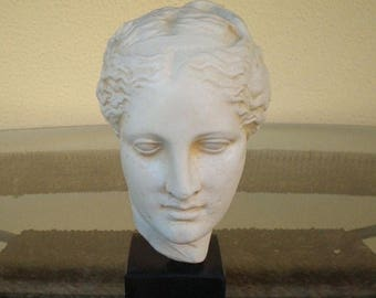 For Sale Hygieia - Hygeia Bust - Goddess of Health Healing and Weelbeing - Daughter of Apollo