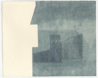 3 / Original Monoprint