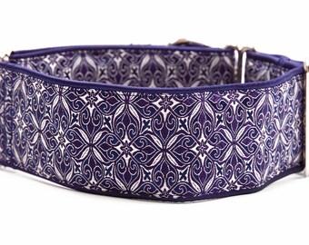 Martingale collar, dog martingale collar, dog collar, 2 inch