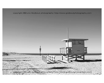 Lifeguard Hut no. 2 - Venice  - Los Angeles, CA  2016