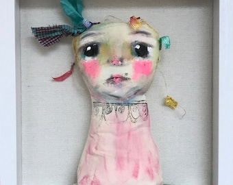 "Art Doll ""Creating the Possibility"""