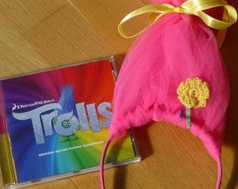 Troll trolls lookalike headbands head band hairband dressing up