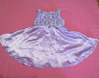 Handmade dresses, Purple Butterfly !! Sizes 12 months and 24 months