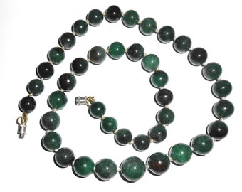 Aventurine necklace length 52 cm